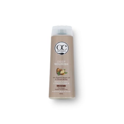 Foto Produk OC Organic Care Conditioner Dry Nourish 400 ml dari Ecoliving Official Store