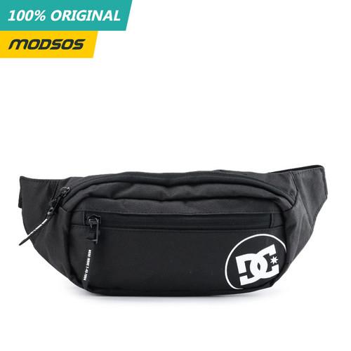 Foto Produk Tas Waistbag DC Off Bag Pack Black Original dari Modsos