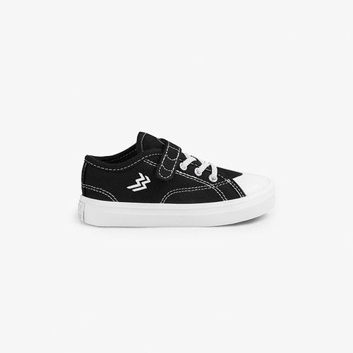 Foto Produk Geoff Kids - Timeless Kids Black White | Sepatu Anak | Sneakers - 23 dari Geoff Max Official