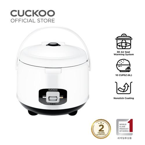 Foto Produk Cuckoo Rice Cooker CR-1055BK dari CuckooIndonesia