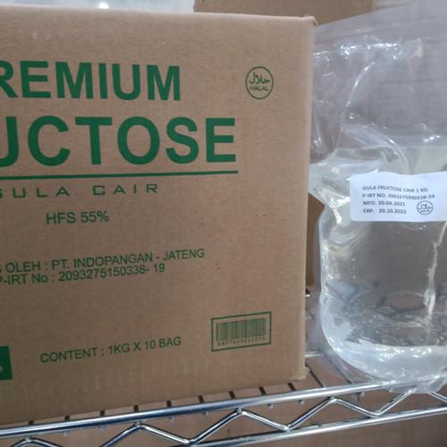Foto Produk GULA CAIR (PREMIUM FRUCTOSE) 1kg dari chco drink