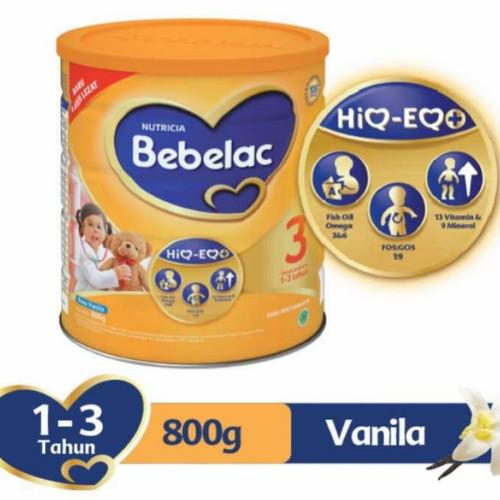 Foto Produk Bebelac 3 800 gr Madu/Vanila - Vanila dari Elines Store