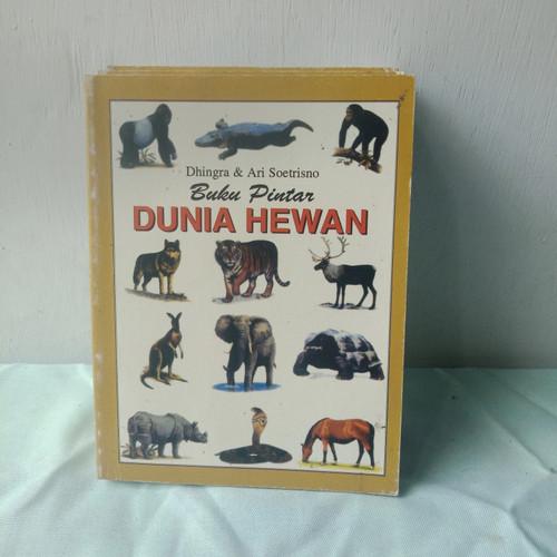 Foto Produk buku pengetahuan . buku pintar dunia hewan dari buku murah original