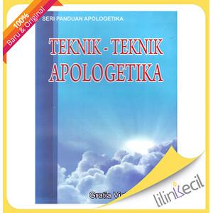 Foto Produk Teknik – Teknik Apologetika 1 (Gratia Victory A.Pello) dari lilinkecil