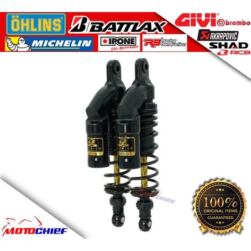 Foto Produk SHOCK SHOCKBREAKER TABUNG BELAKANG NMAX N MAX RCB VS BLACK SERIES ORI dari Motochiefdotnet