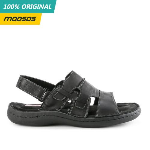 Foto Produk Sepatu Sandal Pria Jim Joker City 1Z Black Original dari Modsos