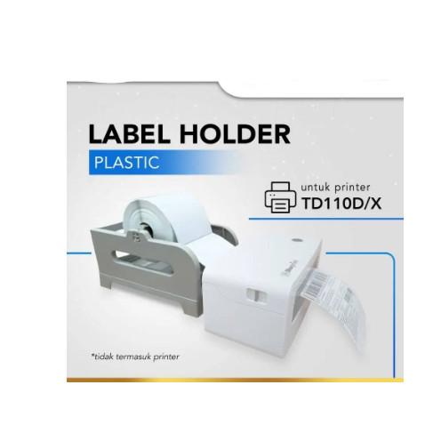 Foto Produk Label Holder BluePrint BP-LHK Plastik External Roll untuk TD110D/X dari PojokITcom Pusat IT Comp