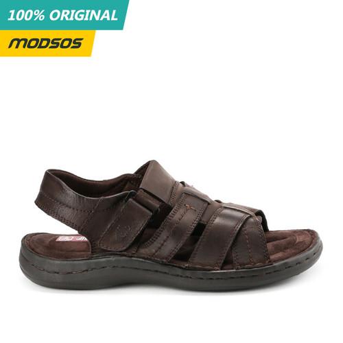 Foto Produk Sepatu Sandal Pria Jim Joker City 2Z Coffe Original dari Modsos