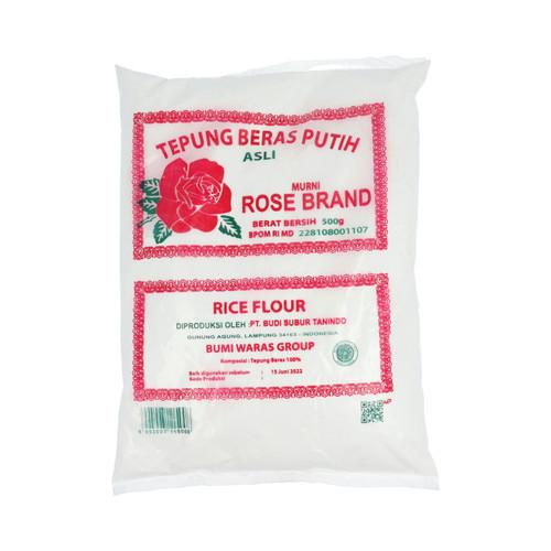 Foto Produk TEPUNG BERAS ROSE BRAND 500GR dari TitanBaking
