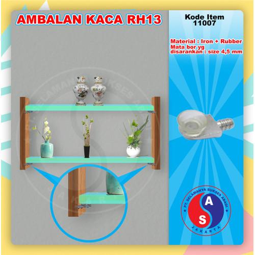 Foto Produk Ambalan Kaca Kecil RH-13 WINSTON Ambalan Kaca Karet/Tatakan/Penyangga dari WINSTON SUKSES ABADI