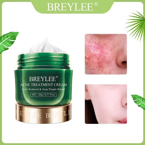 Foto Produk Breylee Krim Penghilang Jerawat Komedo Cream Wajah Pengecil Pori Pori dari Bursa Cosmetik Murah