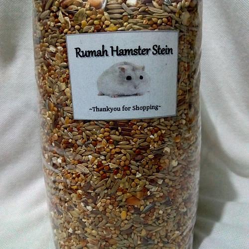 Foto Produk Makanan Hamster Racikan 1kg dari rumah hamster stein