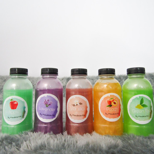Foto Produk SABUN BATHTUB BUBBLE BATH MANDI BUSA - apple, 100 ml dari LuckyFortuna88