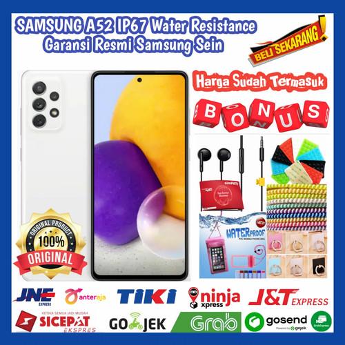 Foto Produk Samsung A52 8/256 [Ram 8gb Rom 256gb] Hitam Garansi Resmi free Gift - Putih, A52 Ram 8/128gb dari Diari_Shop