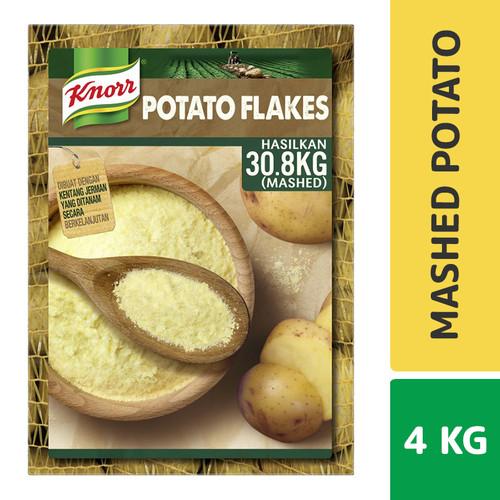 Foto Produk Knorr Potato Flakes (Tepung Kentang) 4 KG dari Mesinlaundry