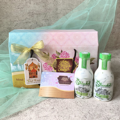 Foto Produk Parsel Ramadan / Hampers Lebaran Minuman Shendol (Paket Eid) dari Shendol Official