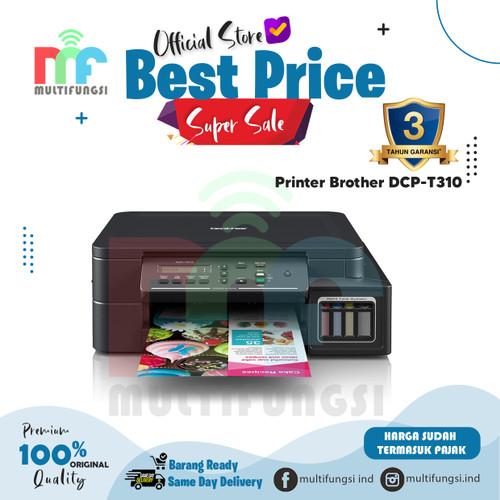 Foto Produk Printer Brother DCP-T310 Garansi Resmi 3 tahun T310 / T 310 High Yield dari Multifungsi Online