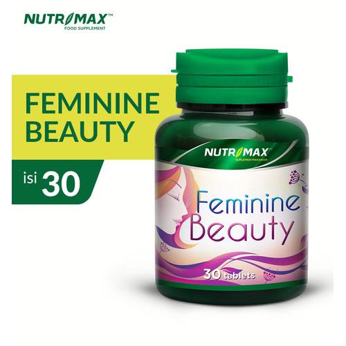 Foto Produk NUTRIMAX FEMININE BEAUTY ISI 30 TABLET dari Nutrimax Official Store