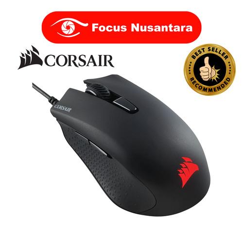 Foto Produk CORSAIR Harpoon RGB Pro FPS/Moba Gaming Mouse (CH-9301111-AP) dari Focus Nusantara