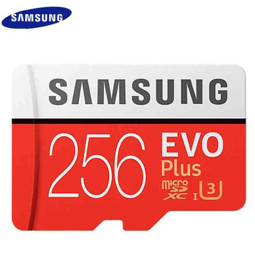Foto Produk Micro SD Samsung Evo Plus 256gb Memory HP SDXC 256 gb UHS-I Card dari PojokITcom Pusat IT Comp