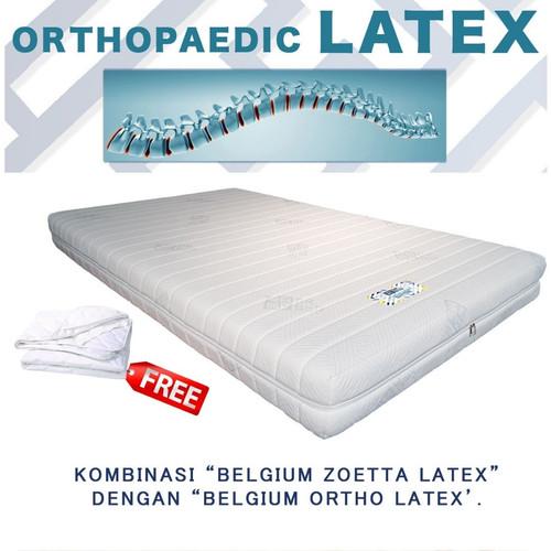 Foto Produk Full Latex Kasur Kesehatan Latex Orthopedic DR.BED uk.90x200 dari DR.BED