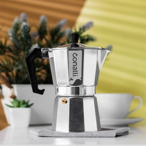 Foto Produk Moka Pot 6 Cup / Espresso Coffee Maker / Alat Kopi Murah dari VIV Coffee