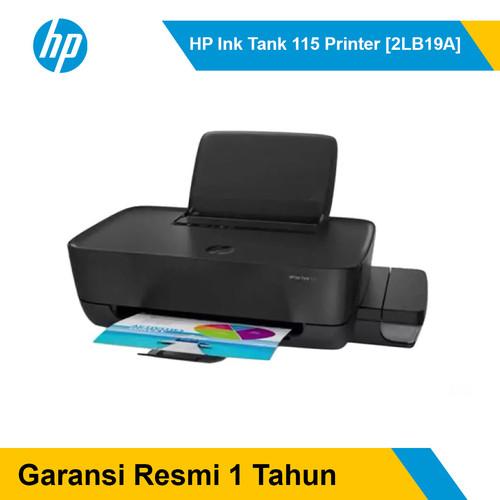 Foto Produk Printer HP Ink Tank 115 (2LB19A) Print only A4 garansi resmi dari Shopit Official