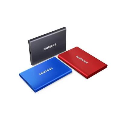 Foto Produk SSD Samsung T7 1TB Portable External T-7 1 TB Solid State Drive dari PojokITcom Pusat IT Comp