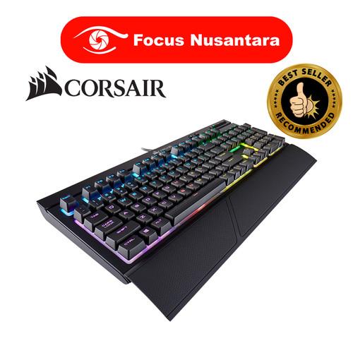 Foto Produk CORSAIR K68 RGB Mechanical Keyboard (CH-9102010-NA) dari Focus Nusantara