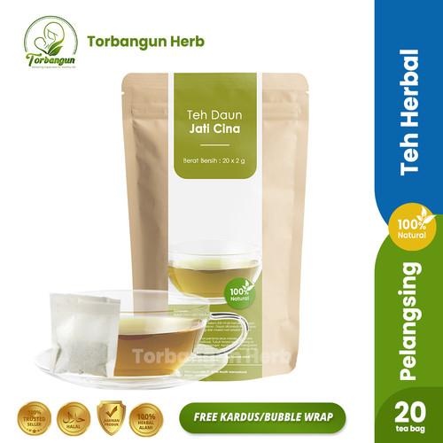 Foto Produk Teh Celup Daun Jati Cina Herbal dan Pelangsing Terampuh dari WAIN Group