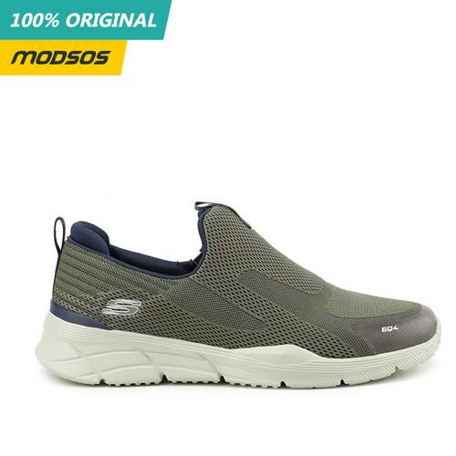 Foto Produk Sepatu Pria Skechers Equalizer 4 Green Original dari Modsos