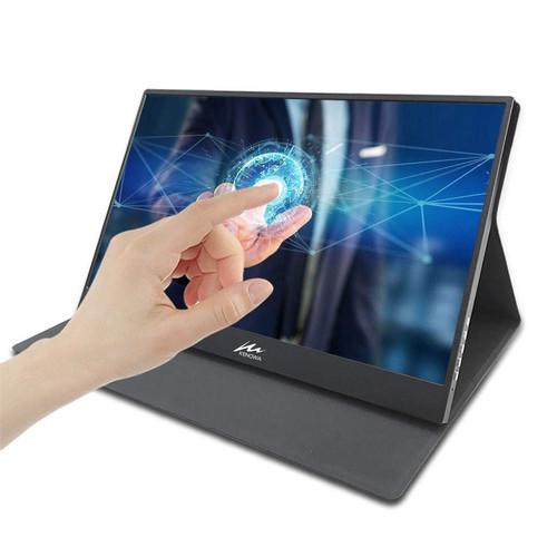 Foto Produk Portable Monitor 15.6 Inch USB-C - Full HD - IPS PANEL KENOWA K15 TS dari EtalaseBelanja