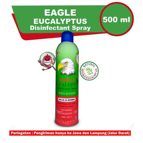 Foto Produk CAP LANG Eagle Eucalyptus Disinfectant Spray 500ml dari CAP LANG OFFICIAL STORE
