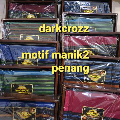 Foto Produk Sarung Wadimor - motif Manik Manik dari darkcrozz