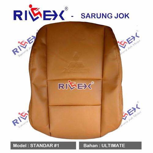 Foto Produk RILEX Ultimate - Sarung Jok Mobil XPANDER model Standar / Seat Cover dari RATU MOTOR Jakarta