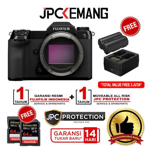 Foto Produk Fujifilm GFX 100S Fuji GFX100S GFX100 S Medium Format GARANSI RESMI dari JPCKemang