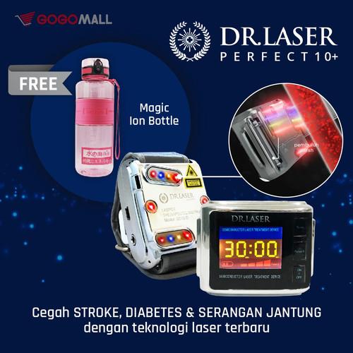 Foto Produk DR LASER PERFECT 10 PLUS - ALAT TERAPI KESEHATAN DENGAN AKULASER dari Gogomall Official Store