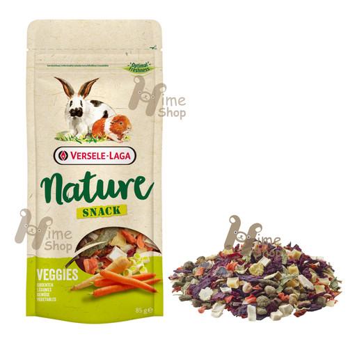 Foto Produk Versele Laga Nature Snack Veggies 85gr Hamster Marmut Chinchilla Kelin - EXP 2022-08 dari Hime petshop