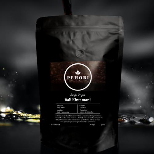 Foto Produk Kopi Arabica Bali Kintamani Specialty 250gram | Arabika Bali Kintamani - Bubuk Halus dari Pehobi Coffee
