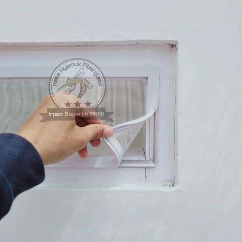 Foto Produk kasa nyamuk fiber/kawat pentilasi lubang angin dari Irpan suparlin shop