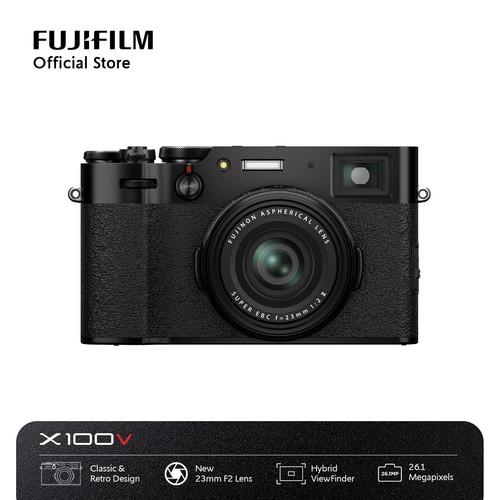 Foto Produk Fujifilm X100V - silver dari Fujifilm Store