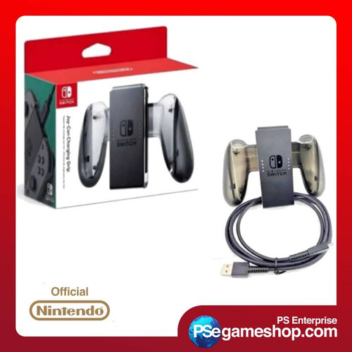 Foto Produk Charging Grip for Nintendo Switch Joy Con dari PS Enterprise Official