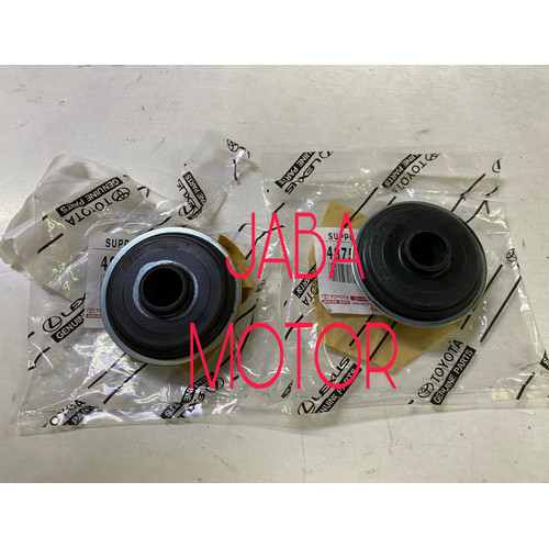 Foto Produk Karet shockbreaker belakang-Support shockbreaker belakang Yaris-Vios dari JABA MOTOR TOYOTA