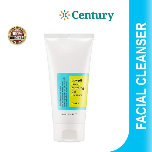 Foto Produk COSRX LOW PH GOOD MORNING GEL CLEANSER 150 ML dari CENTURY HEALTHCARE
