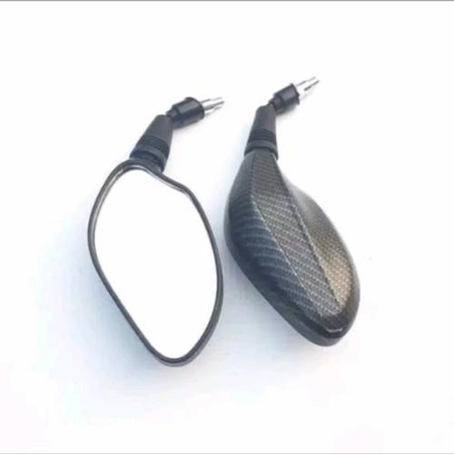 Foto Produk Spion Click HMA Carbon karbon vario 110 125 150 nmax pcx lexi dari gudang variasi mtr