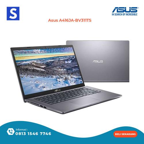 "Foto Produk ASUS A416JA-BV311TS Core i3-1005G1 4GB 1TB HDD WIN10 OHS 14"" HD dari Shopit Official"