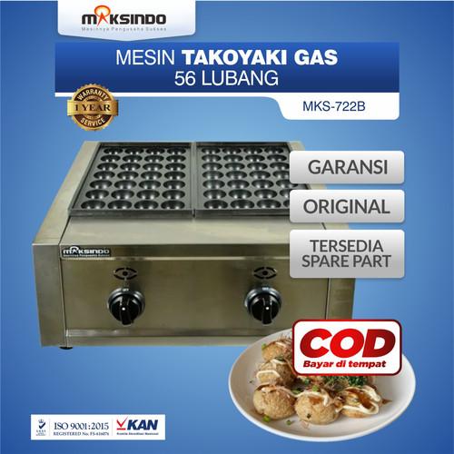 Foto Produk Mesin Takoyaki Gas (56 Lubang) dari Maksindo