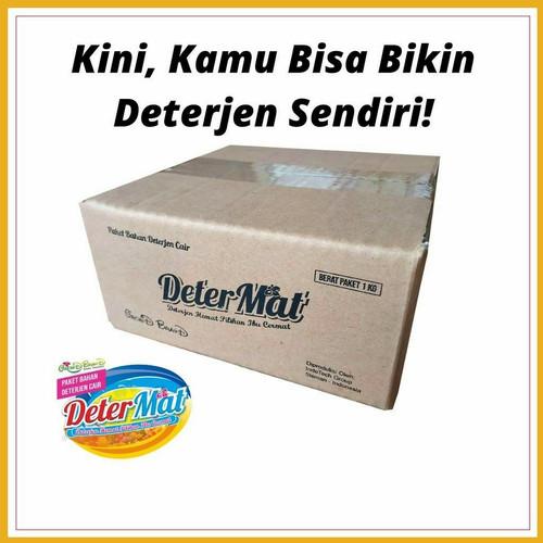 Foto Produk Paket Bahan Detergent Hemat Determat dari jawaa laundry and chemical