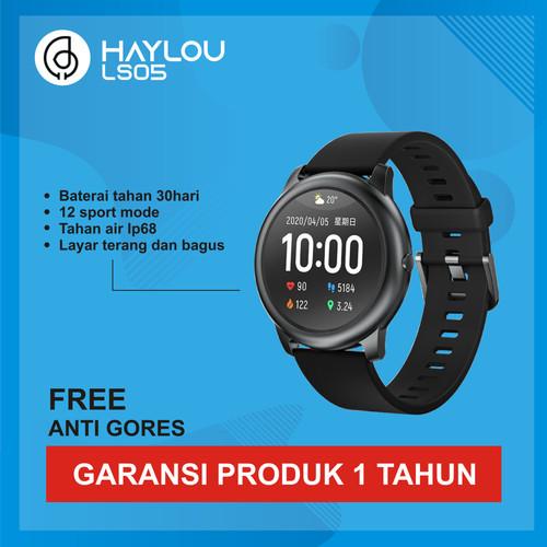 Foto Produk Haylou LS05 Solar TFT Touch Screen Smartwatch IP68 English Version - LS05 dari Kardel Shop