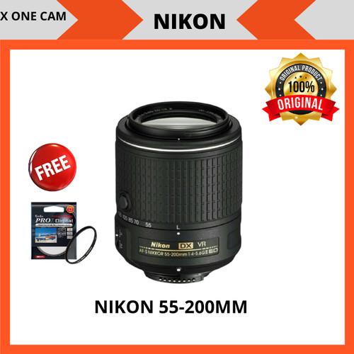 Foto Produk Lensa Nikon 55-200mm dari X ONE CAM
